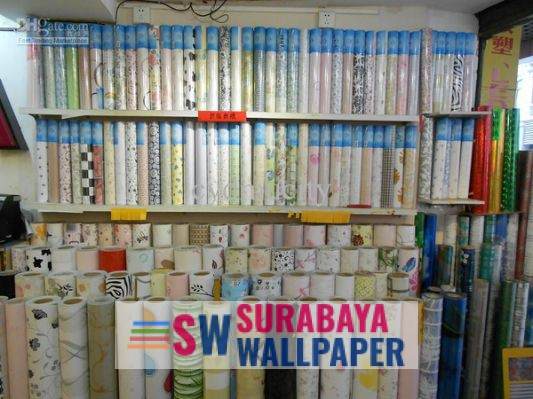 grosir wallpaper surabaya
